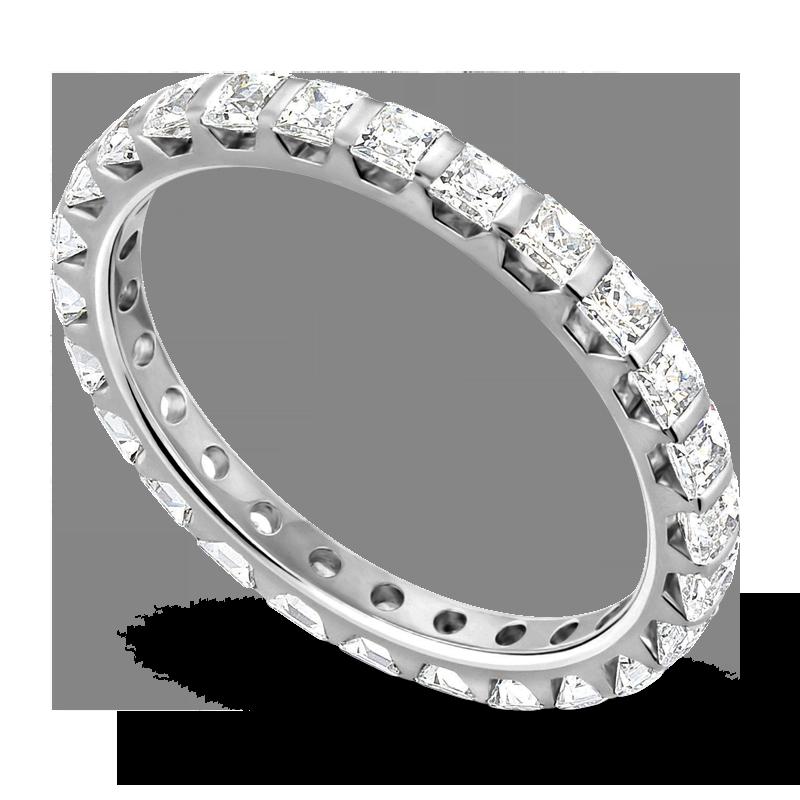 Standard view of ARBPF in white metal