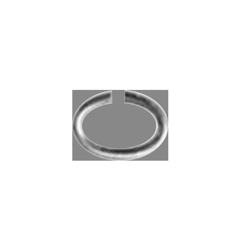 Standard view of JROV in white metal