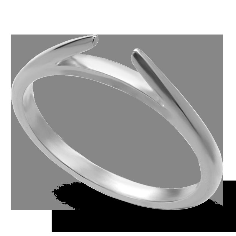 Standard view of SHPC5 in white metal