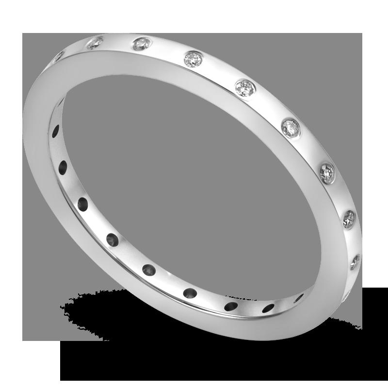 Standard view of WBDZ338 in white metal